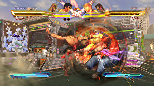 ... Fighter X Tekken Preview: Year of the Dragon Punch? • Eurogamer.net