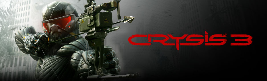 suck at crysis 3 - photo #34