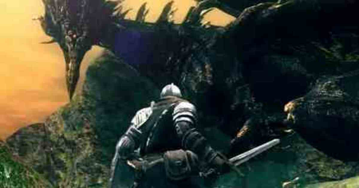 Dark Souls PC release date announced, Games For Windows ...