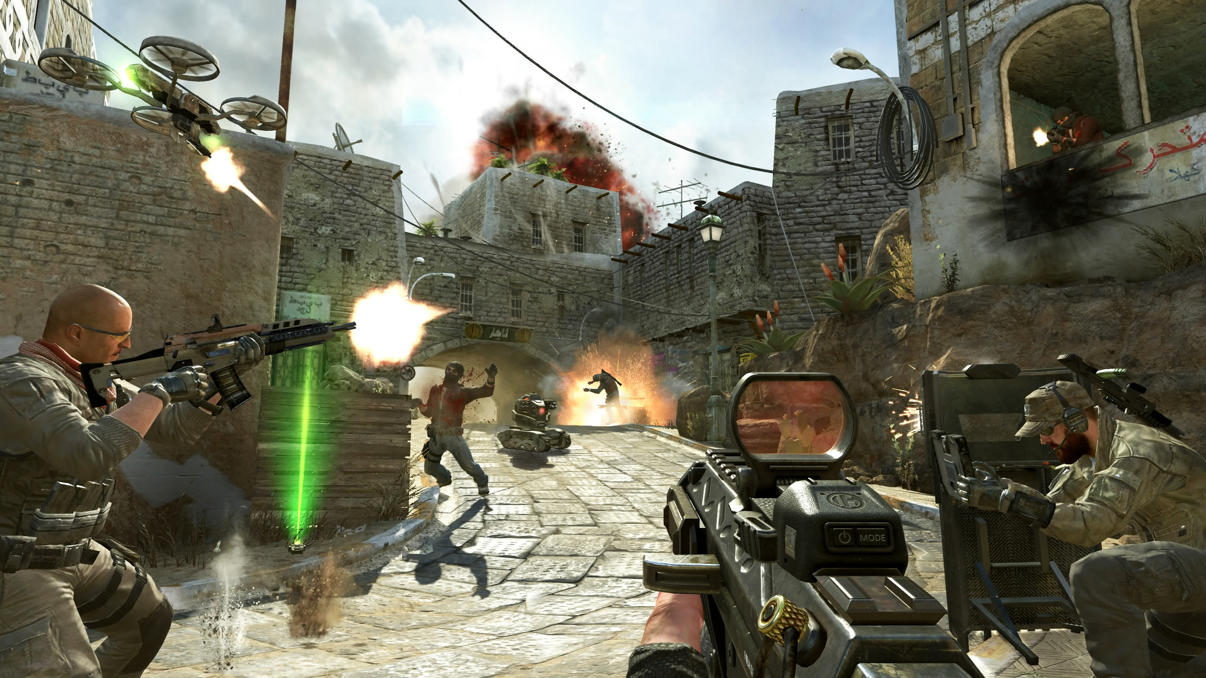 Call of Duty: Black Ops 2 multiplayer ditches kill streaks ...
