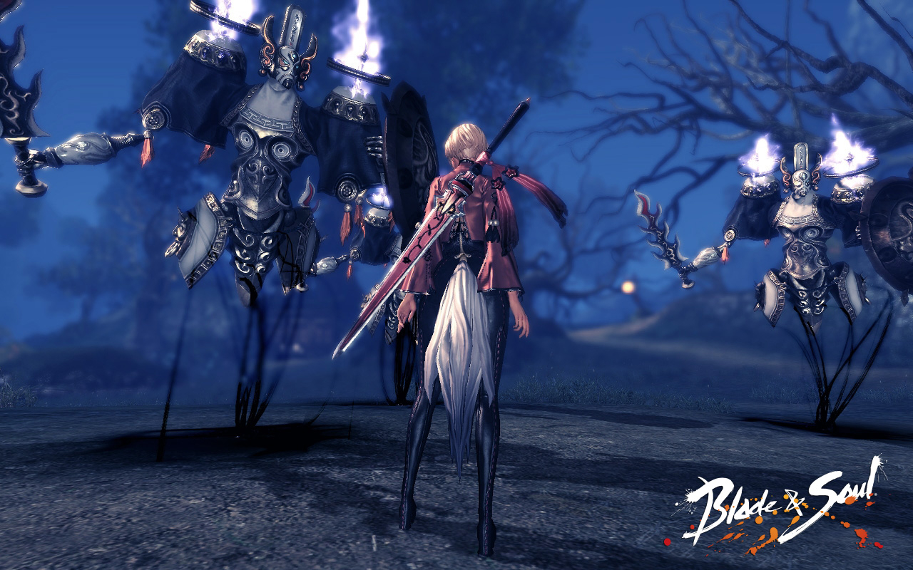 articles games blade and soul pc