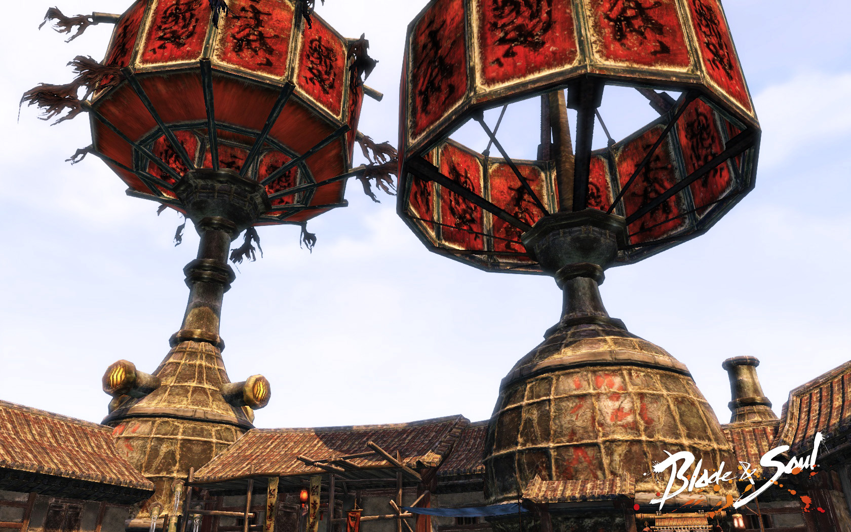 Blade and Soul the Spiral Labyrinth Outfits - Blade and Soul Fansite ...
