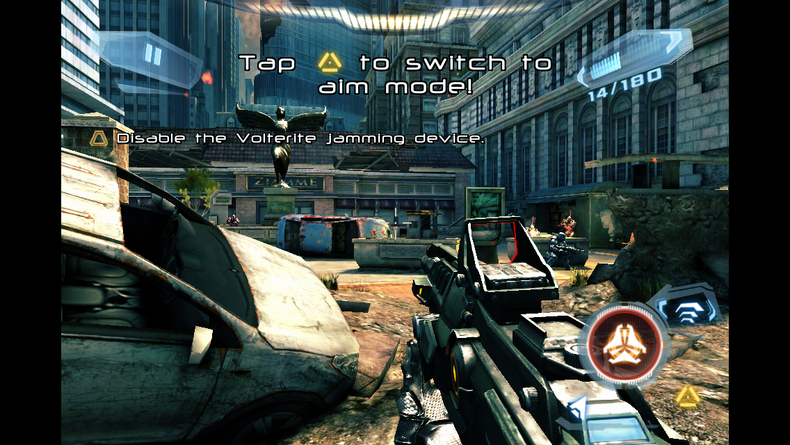 modern combat 3 free for pc