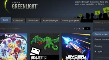 Steam Greenlight's first wave of winners crowned