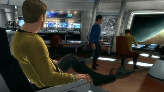 "Star Trek Preview: ""It's like someone spliced Metroid Prime into my Uncharted"""