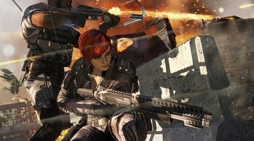 Insomniac's new IP Overstrike overhauled as Fuse