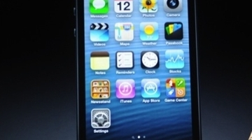 iPhone 5 launching on September 21 for $199