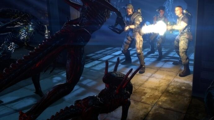New Colonial Marines trailer showcases pre-order bonuses