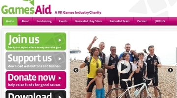 GamesAid 2012 charity voting goes live
