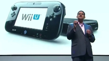 "Wii U retailer feedback and pre-sales already ""extremely strong"" says Reggie"