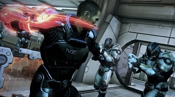 BioWare confirms new IP, more Mass Effect