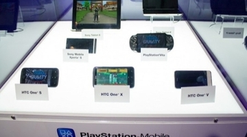 PlayStation Mobile store to go live October 3
