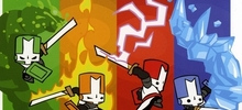Castle Crashers com data marcada para o Steam