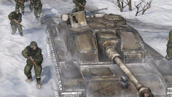 Company of Heroes 2 beta access for Eurogamer Expoattendees