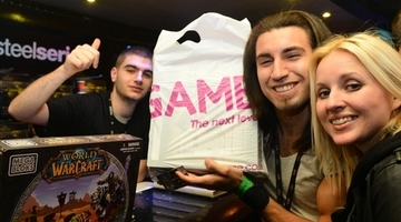 Mists of Pandaria UK launch attracts hundreds
