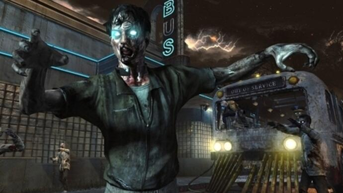 Call of Duty: Black Ops 2 debuts Zombie mode gameplay
