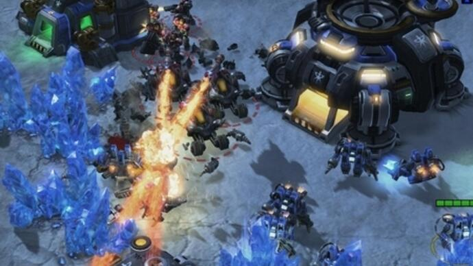 Starcraft 2's new multiplayer beta blows HotS andcold