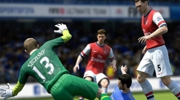 FIFA 13 hits top spot with 1m sold