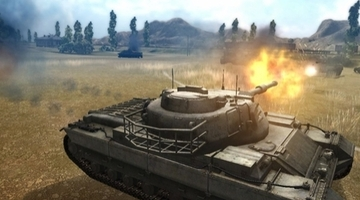 World of Tanks reaches 40m registered users