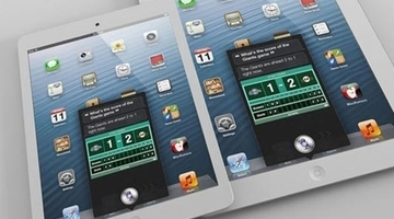 iPad mini now being mass produced - report