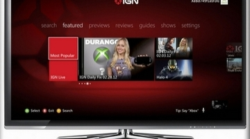IGN launches Xbox Live app in UK
