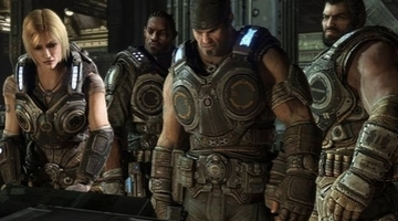 Gears of War movie marches on