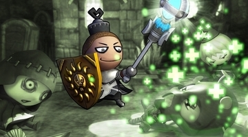 AAA games shifting to free-to-play, says Happy Wars dev