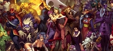 Capcom mostra teaser do novo Darkstalkers no Comic-Con