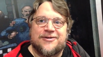 Guillermo del Toro shopping InSane
