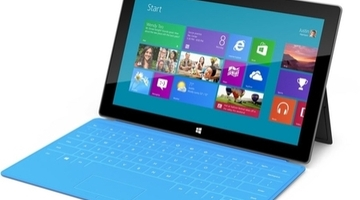 Microsoft lists Surface starting at $499