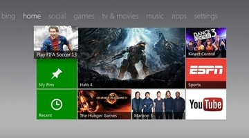 Microsoft begins rolling out Xbox 360 update