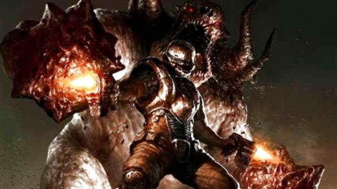 Face-Off: Doom 3: BFG Edition