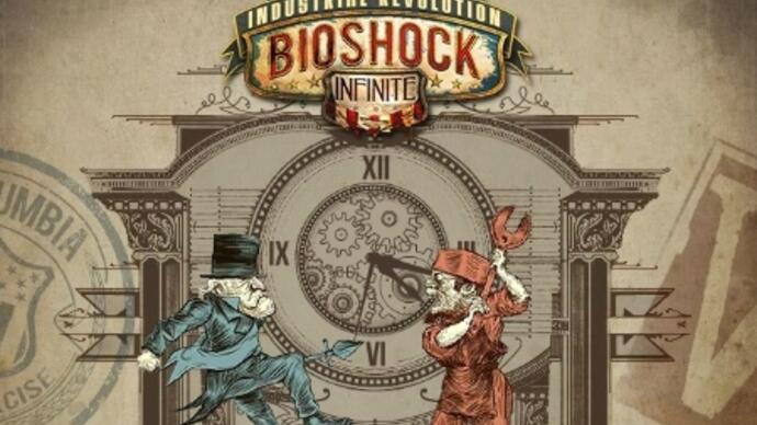 BioShock Infinite: Industrial Revolution game exclusive for pre-order customers