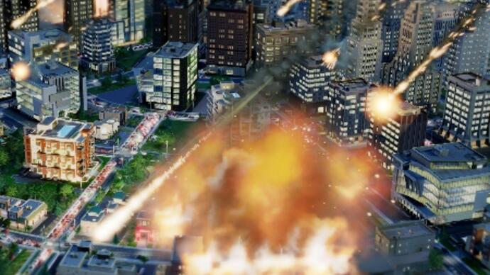 SimCity release date set instone