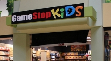 GameStop launching Kids concept stores