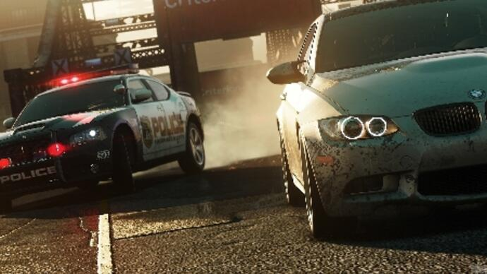 Electronic Arts confirma Need for Speed: Most Wanted para Wii U