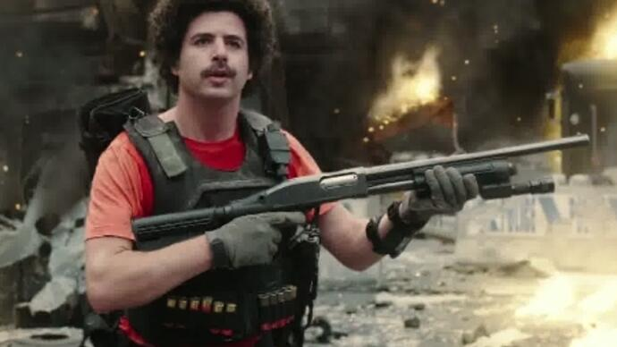 Guy Ritchie-directed Call of Duty: Black Ops 2 live action trailer sees Robert Downey Jr in a jet