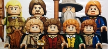 LEGO Lord of the Rings sl�pps i november
