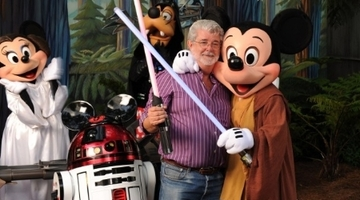 Disney acquiring Lucasfilm