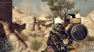EA admits that Medal of Honor: Warfighter disappointed