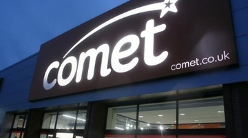 6000 jobs at risk as Comet nears administration - report