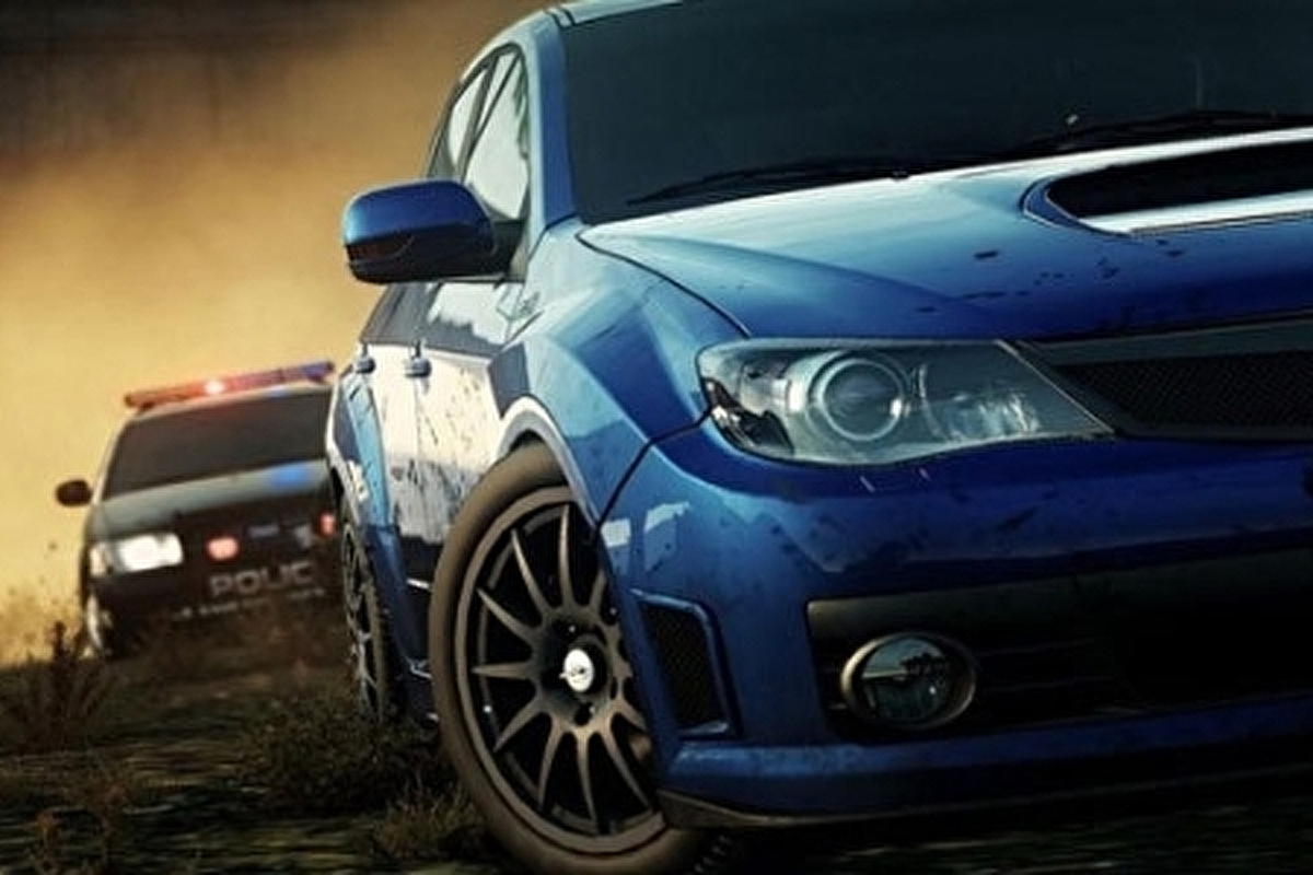 Face Off Need For Speed Most Wanted Eurogamer Net