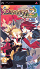 Disgaea 2: Dark Hero Days packshot