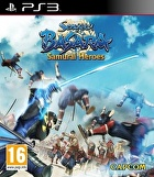 Packshot for Sengoku BASARA Samurai Heroes on PlayStation 3