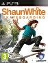 Packshot for Shaun White Skateboarding on PlayStation 3