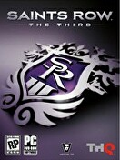 Saints Row: The Third packshot