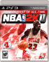 Packshot for NBA 2K11 on PlayStation 3
