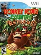 Donkey Kong Country Returns packshot