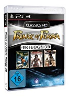 Packshot for Prince of Persia Trilogy on PlayStation 3