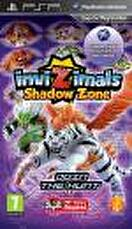 Invizimals: Shadow Zone packshot